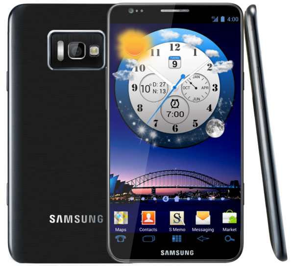 El grosor del Samsung Galaxy S3 será de sólo 7 milímetros