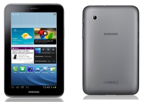 Samsung Galaxy Tab 2, análisis y opiniones