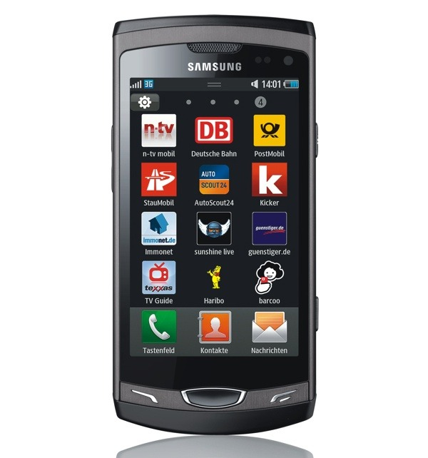 Samsung Wave 2 se actualiza a Bada 2.0