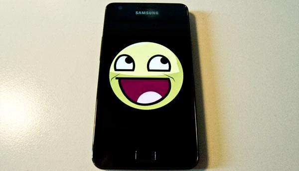 Samsung Galaxy S2, 20 millones de teléfonos vendidos