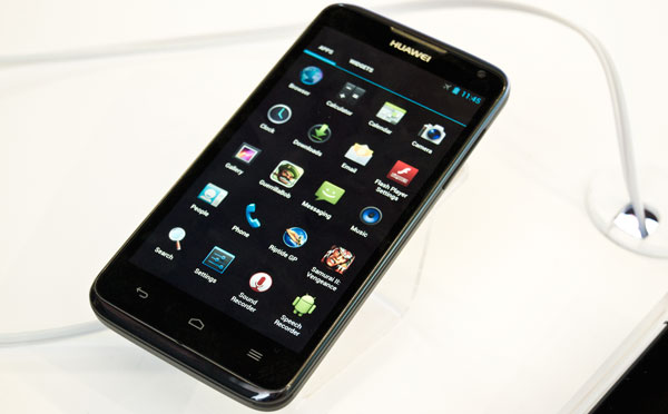 Análisis y opiniones del Huawei Ascend D Quad