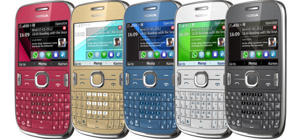 Análisis y opiniones del Nokia Asha 302