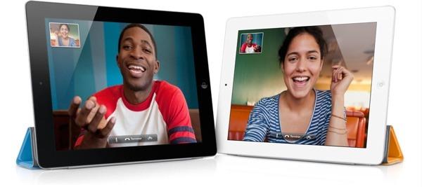 El nuevo iPad no puede hacer videollamadas con su conexión 4G