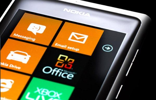 El Nokia Lumia 800 podría tener nueva actualización en breve
