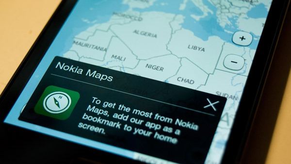 Nokia Maps para iOS y Android en versión web ...