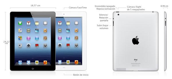 Nuevo iPad o iPad 2012, análisis y opiniones