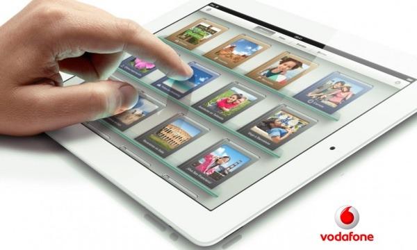 Nuevo iPad con Vodafone, precios y tarifas