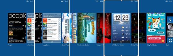 La actualización de Windows Phone mejorará la multitarea