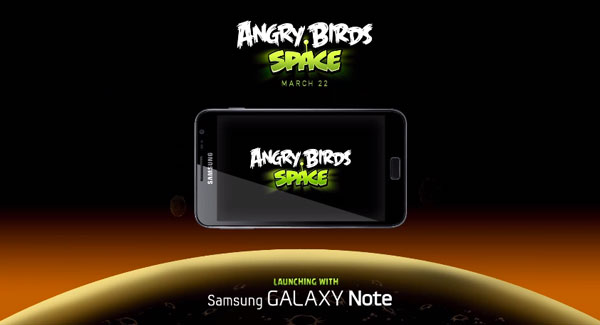 El Samsung Galaxy Note tendrá Android 4.0 personalizado por Samsung