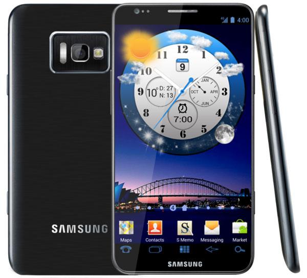 Samsung descarta el estreno del Samsung Galaxy S3 en abril