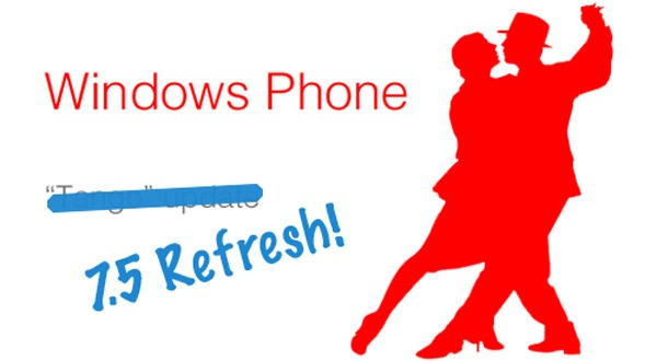 """El próximo Windows Phone se llamará """"Refresh"""""""