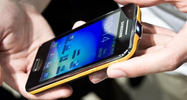 El Samsung Galaxy Beam ya puede reservarse en Europa