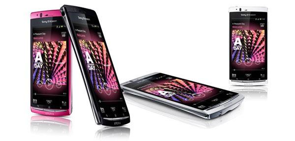 Android 4.0 llega a varios Sony Ericsson Xperia