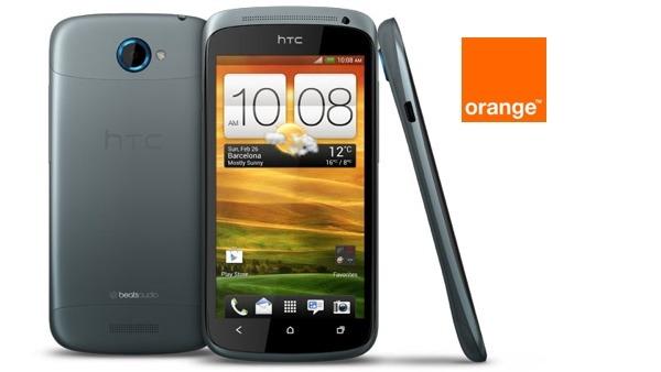 HTC One S con Orange, precios y tarifas