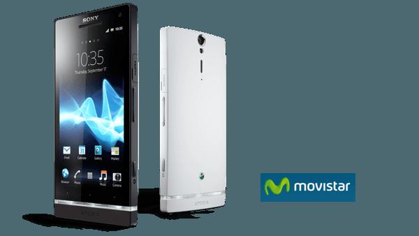 Sony Xperia S con Movistar, precios para actuales clientes