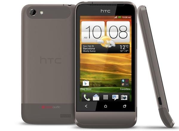 HTC One V, ya puede comprarse en formato libre en España