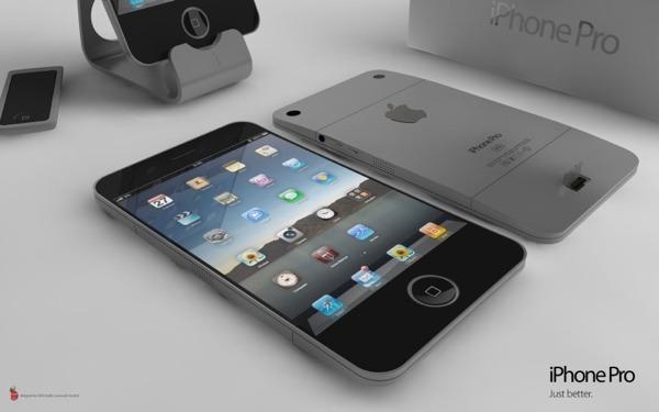 El diseño final del iPhone 5 podría no estar decidido