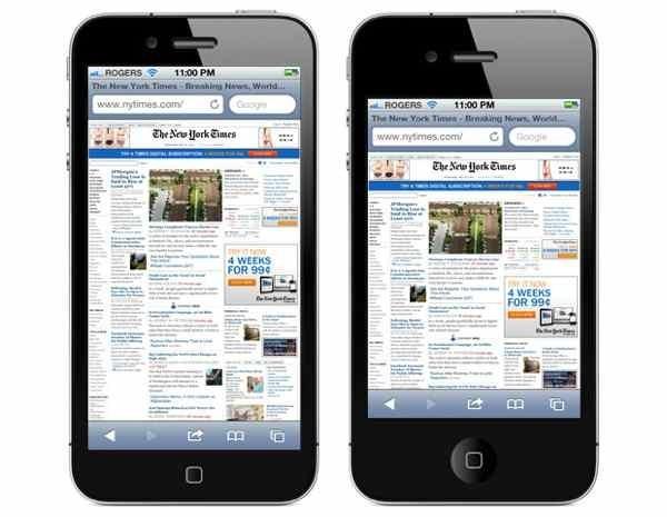 Apple estaría probando un iPhone 5 de 4 pulgadas y nuevo conector