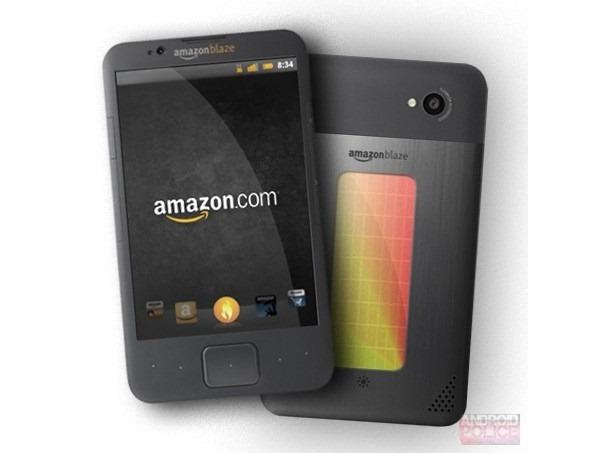 Amazon podría estar trabajando en un móvil con Android