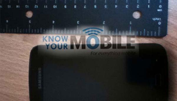 Nuevas pistas de la pantalla del Samsung Galaxy S3