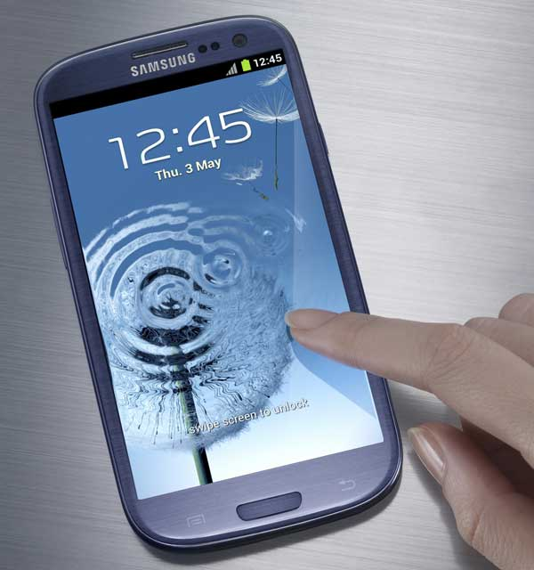 Samsung Galaxy S3 en Amazon España a partir del 30 de mayo