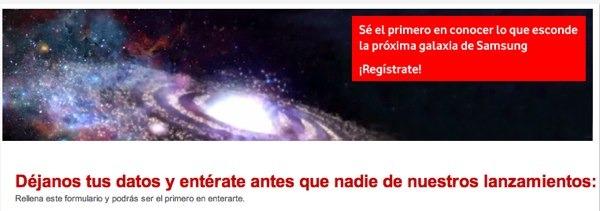 Vodafone España confirma que tendrá el Samsung Galaxy S3