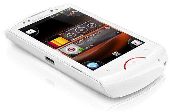 Precios del Sony Ericsson Live with Walkman con Vodafone