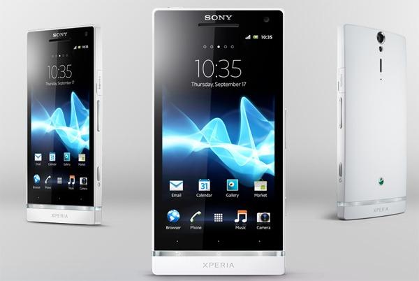 Android 4.0 empieza a llegar al Sony Xperia S