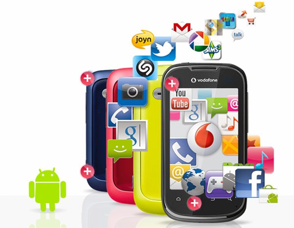 Análisis y opiniones del Vodafone Smart II