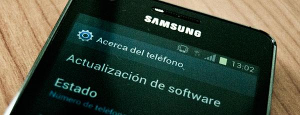 Cómo actualizar y poner al día el Samsung Galaxy S2