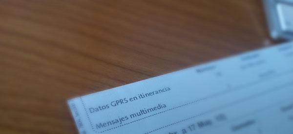 Las operadoras cambian sus tarifas de roaming siguiendo la norma europea