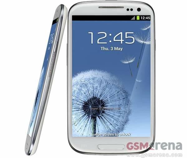 Samsung Galaxy Note 2 con pantalla de 5,5 pulgadas