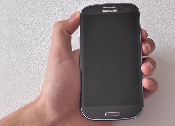 ¿Nuevo diseño para el Samsung Galaxy S3 Pebble Blue?