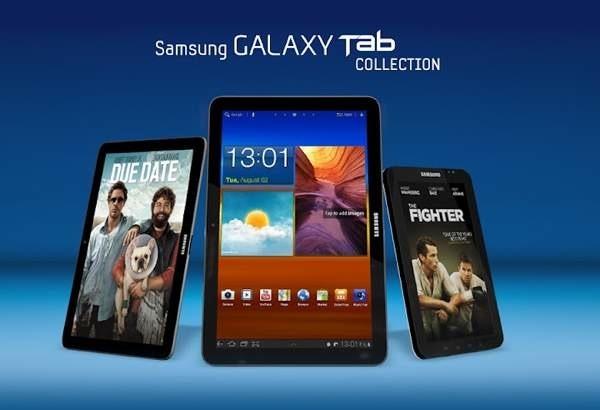 Las tablets de Samsung recibirían Android 4.0 a partir de julio