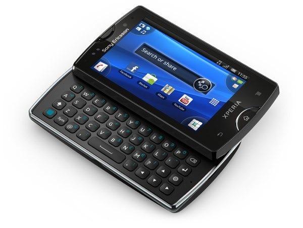 Sony Ericsson Xperia Mini Pro y Live con Walkman reciben a Android 4.0