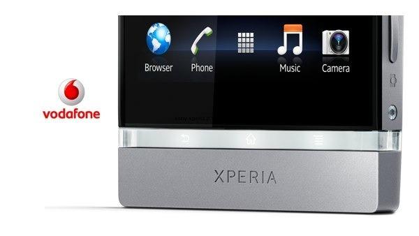 Sony Xperia P con Vodafone, precios y tarifas