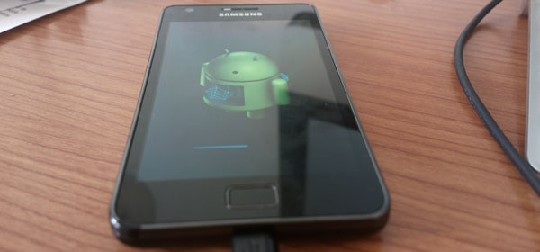 Android 4.0.4 Samsung Galaxy S2