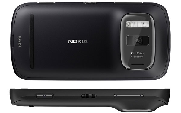 Nokia 808 PureView Vs Sony Xperia S