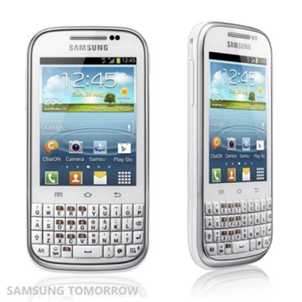 Análisis y opiniones del Samsung Galaxy Chat