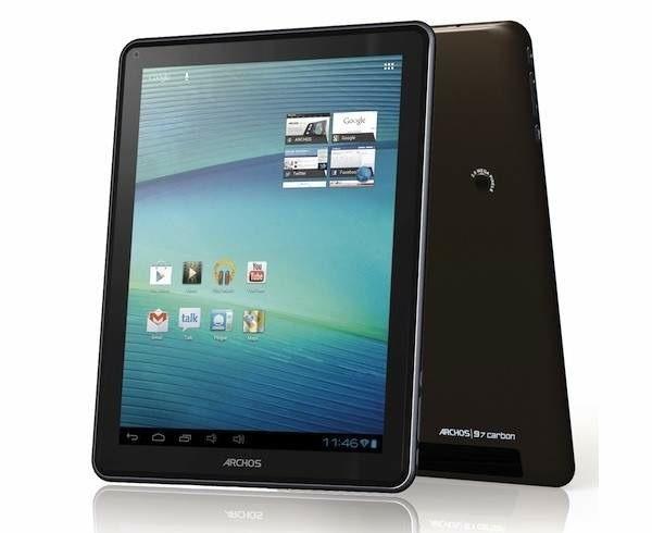 Archos 97 Carbon, nueva tablet para España por 250 euros