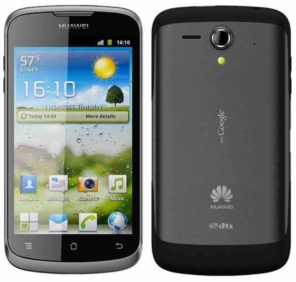 Huawei Ascend G300 disponible en España con Vodafone y Yoigo