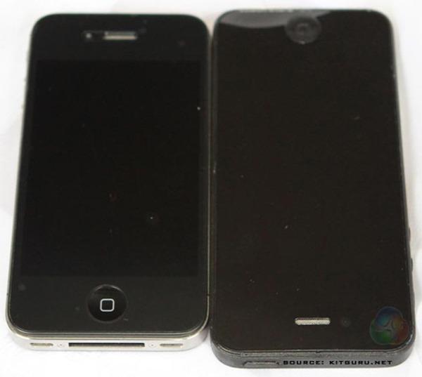 ¿Se esconde el iPhone 5 tras alguno de estos móviles?