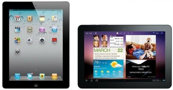 Apple condenada a reconocer que Samsung no copió al iPad
