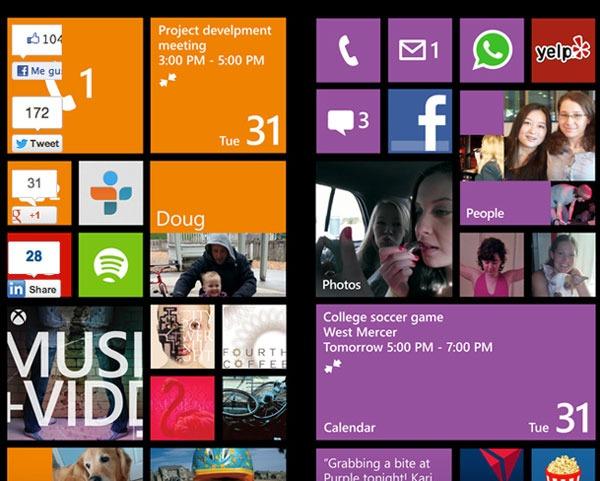 Los primeros Nokia con Windows Phone 8 llegarán a final de año