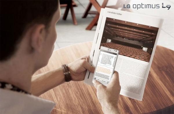 LG Optimus L9, análisis y opiniones