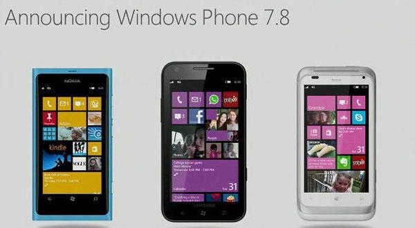 Nokia filtra las diferencias entre Windows Phone 8 y 7.8