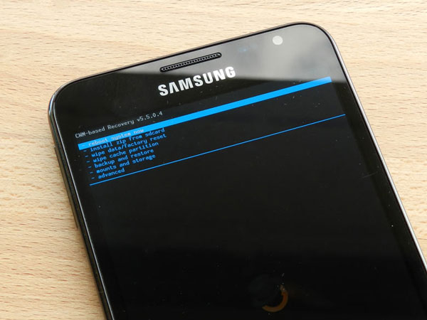 Samsung Galaxy Note Android 4.1