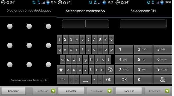bloqueo pantalla samsung galaxy s2