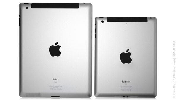 Una nueva aproximación al diseño del iPad Mini