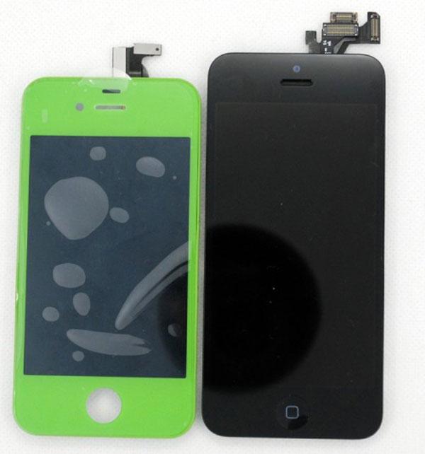La pantalla y el procesador del iPhone 5, de nuevo al descubierto